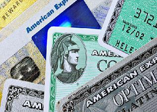 Boleto online do American Express