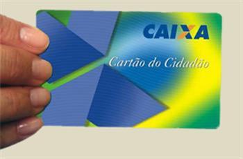 Cartão Cidadão saque