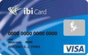 Cartão de crédito Ibicard fácil