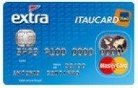 Opção de cartão para clientes Extra e Itaú