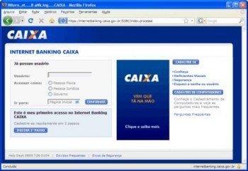 Segurança internet banking