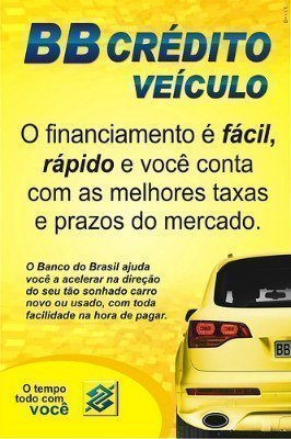 Financiamento de carros BB
