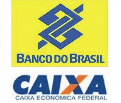 Caixa e Banco do Brasil