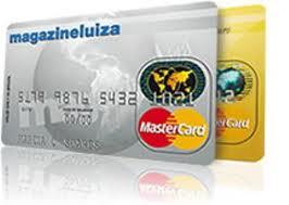 CARTÃO DE CRÉDITO MAGAZINE LUIZA Online