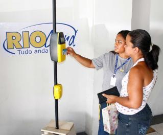 Bilhete eletrônico no Rio de Janeiro