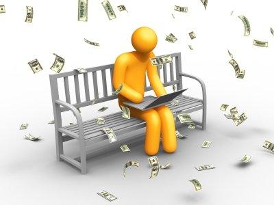 Dinheiro com emprego na internet